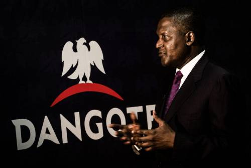 Dangote Flour Mill Shares Suspended On Floor Of Stock Exchange Ahead Of Takeover